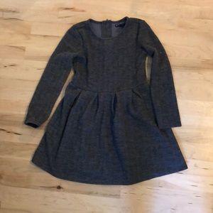 GUC Sz Medium (8) Gap Herringbone Dress